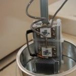 Carico fittizio 50 ohm 1600W in olio minerale di paraffina