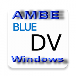 BlueDV Windows ThumbDV AMBE 3000