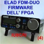 AGGIORNAMENTO FIRMWARE DELL'FPGA – ELAD FDM-DUO