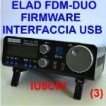 AGGIORNAMENTO FIRMWARE INTERFACCIA USB – ELAD FDM-DUO
