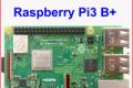 NUOVO Raspberry Pi 3 B+ a 1,4 GHz - Wi-Fi a 2,4 e 5 GHZ
