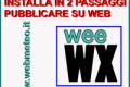 Stazione Meteo 3 – Installare weeWX in 2 PASSAGGI su RPi e WWW