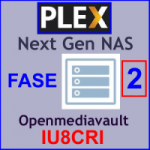 """ FASE 2 "" NAS openmediavault su RASPBERRY Pi 3 B (+) Plus a 1,4 GHz"