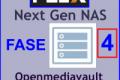 "LA LIBRERIA PLEX "" FASE 4 "" NAS openmediavault su RASPBERRY Pi 3 B (+) Plus a 1,4 GHz"