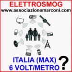 IL 5G MA FA VERAMENTE MALE ? IN ITALIA L'IRRADIAZIONE ELETTROMEGNATICA NON POTRA' SUPERARE I 6 VOLT/METRO – ASSOCIAZIONE MARCONI I RADIOAMATORI
