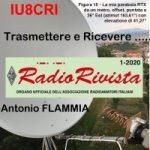 RiadioRivista 01-2020 – Trasmettere e ricevere facilmente e con il minimo della spesa.